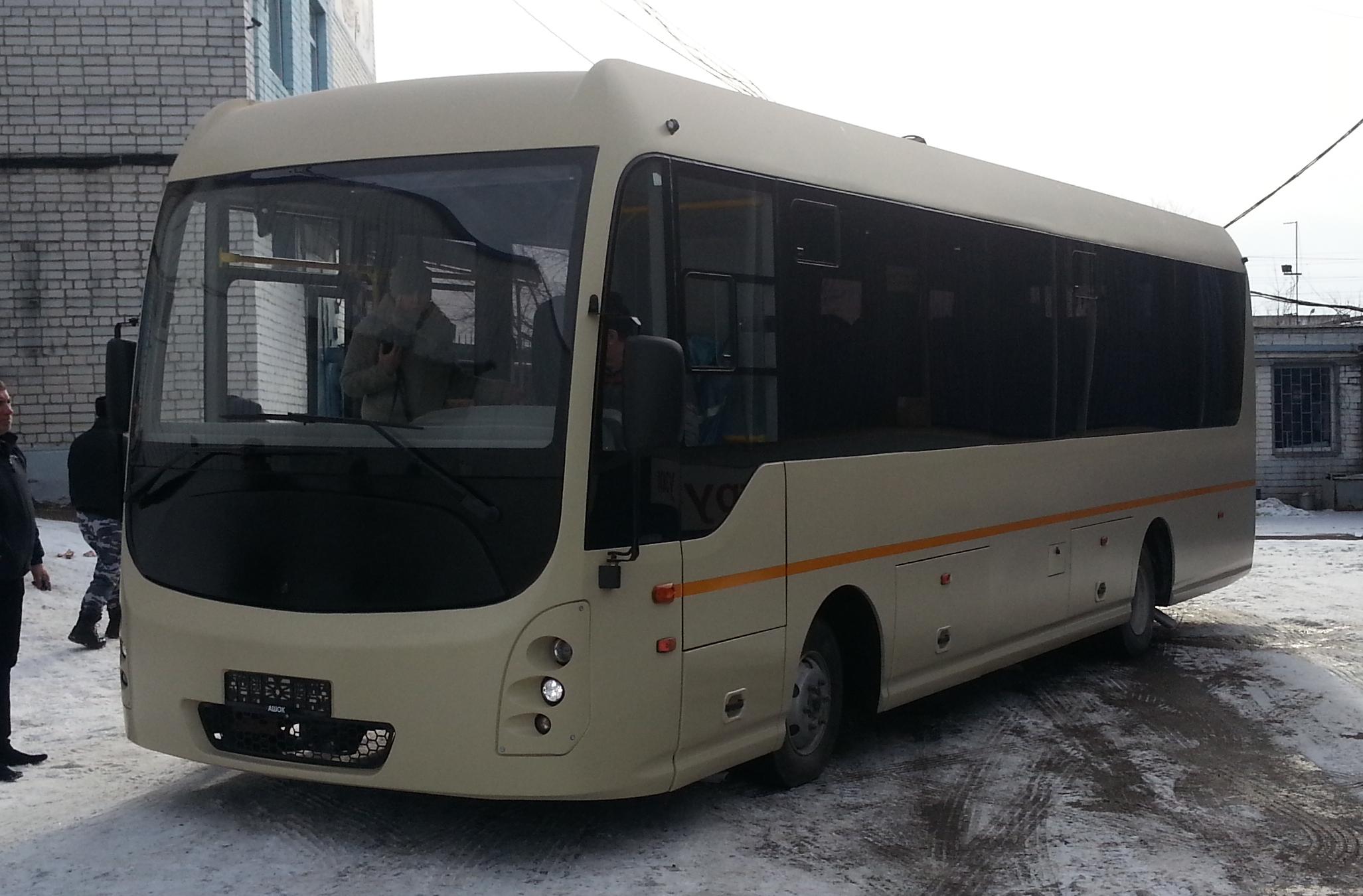 Navrhování Autobusů
