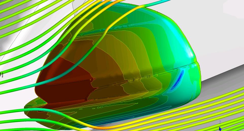 Aerodynamika vozidla